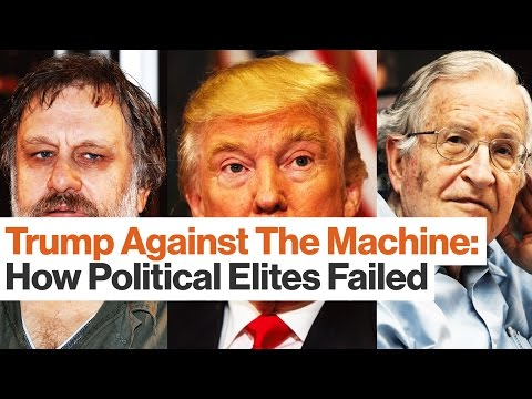 Slavoj Žižek: How Political Correctness Actually Elected Donald Trump