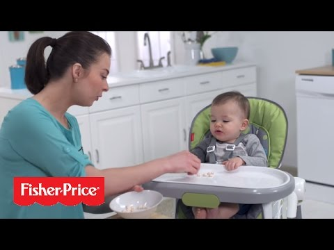 4-in-1 Total Clean High Chair | Fisher-Price