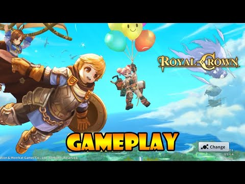 Action RPG Battle Royale Cross Platform? Ini Jawabannya | Royal Crown Indonesia
