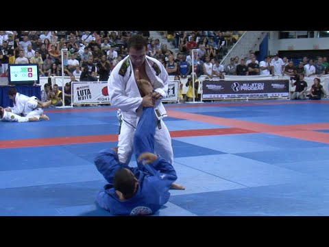 Marcelo Garcia VS Edson Diniz / World Championship 2009
