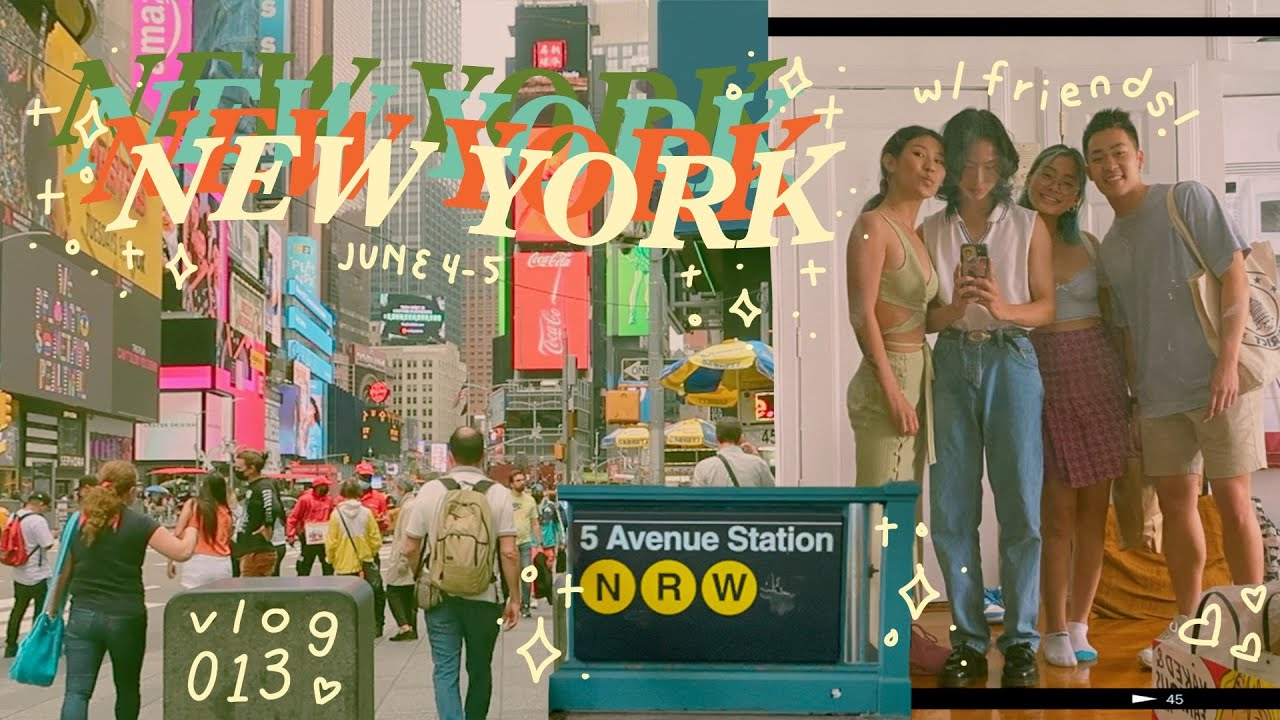 Download a weekend in new york city🗽 // vlog 013
