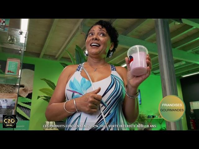 CBD Market Martinique vidéo officielle.