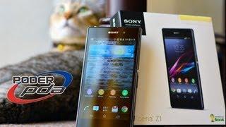 Sony Xperia® Z1 - Unboxing en Español HD