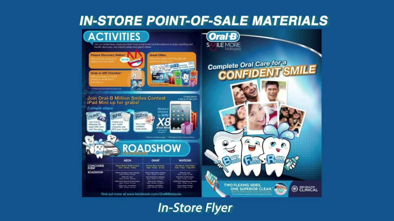 Oral-B Cat01 (Best Integrated Marketing Campaign)
