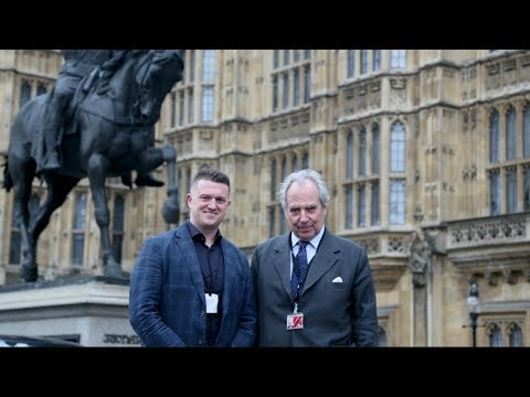 """Lord Pearson in Parliament """"Can we talk about Islam?"""""""