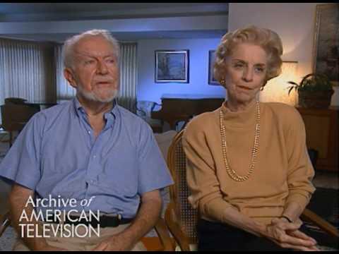 Bob Carroll and Madelyn Pugh Davis on writing for Steve Allen's radio show