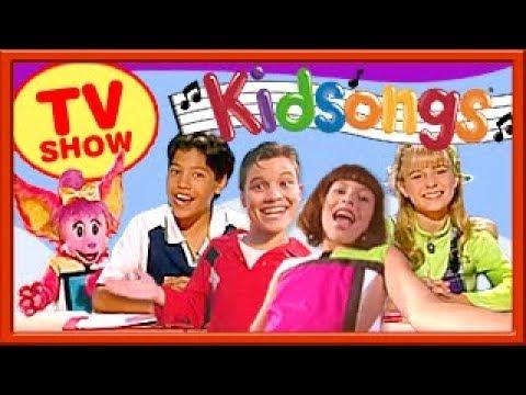 Kidsongs TV Show | We Love the 60's with Peter Noone | Lets Twist & Jive | Dancing Kids | PBS Kids |