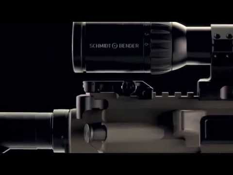 H K Msg90 Sniper Rifle Overview Youtube