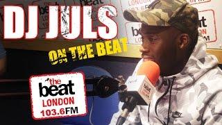 DJ JULS on the BEAT: