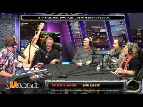 """LA Talk Radio TV Show - Paul Padgett with Nadine Lajoie  """"From 180mph to 8 knots"""" -  Jan 18 2017"""