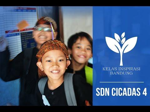 Kelas Inspirasi Bandung #3 | SDN Cicadas 4