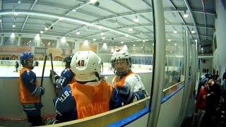 Один день из жизни юного хоккеиста. Детский хоккей. СДЮШОР ДИНАМО МОСКВА