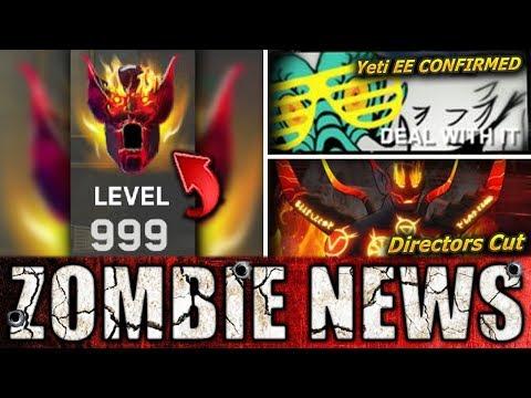 Directors Cut & Yeti SUPER EASTER EGG! Perkaholic Reward! 2 BOSS FIGHTS! (Infinite Warfare DLC 4)