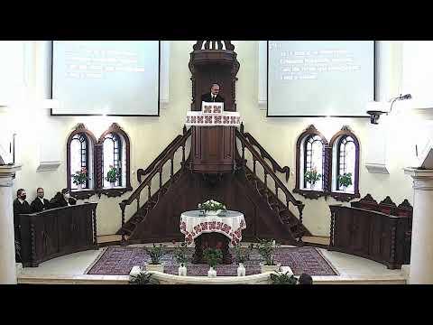 NyVREk Istentisztelet 2020.10.18. 11:30 élő