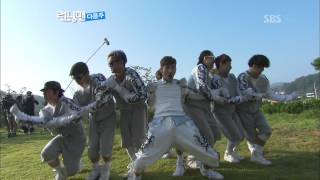 [FULL HD] 121007 TVXQ! RUNNING MAN (PREVIEW EP.115)