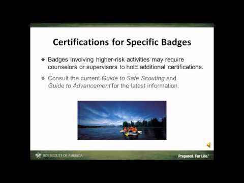 The Merit Badge Program 17 min)