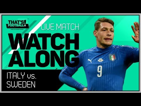 Italy vs Sweden LIVE Stream Watchalong