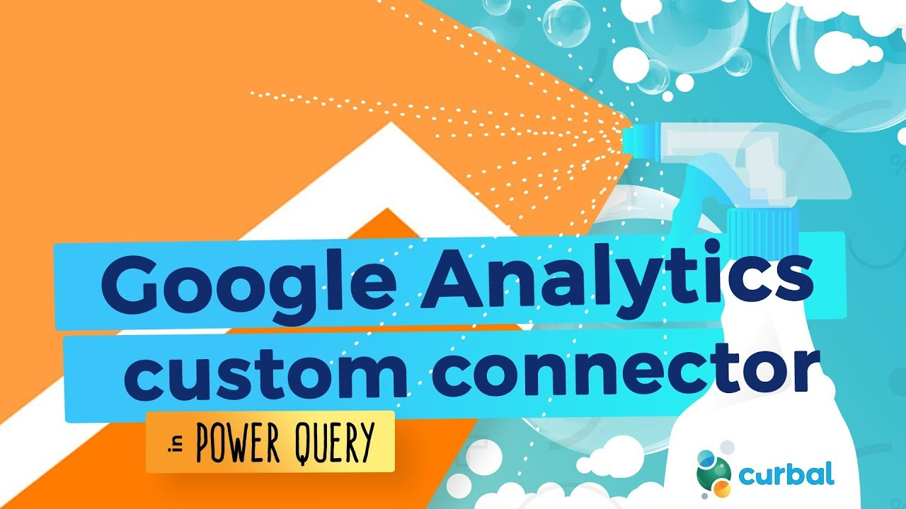 Google Analytics custom connector in Power BI - YouTube