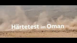 Härtetest im Oman: die Amarok Adventure Tour 2018.