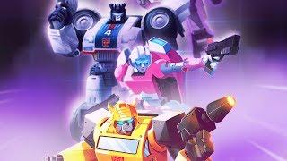 Transformers Bumblebee - игра по фильму Бамблби