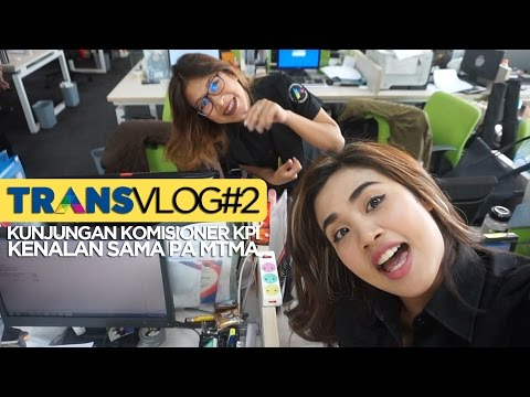 KENALAN SAMA PRODUCTION ASSISTANT MTMA - TRANSVLOG#2