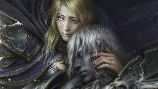 История любви Артаса и Джайны. Warcraft | Вирмвуд