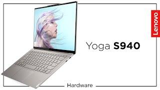 Yoga S940 – test – recenzja Hardware na Luzie #51