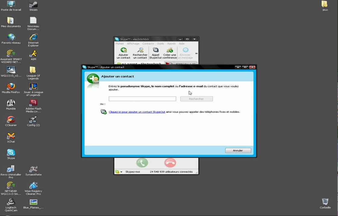 skype ancien version 3.8