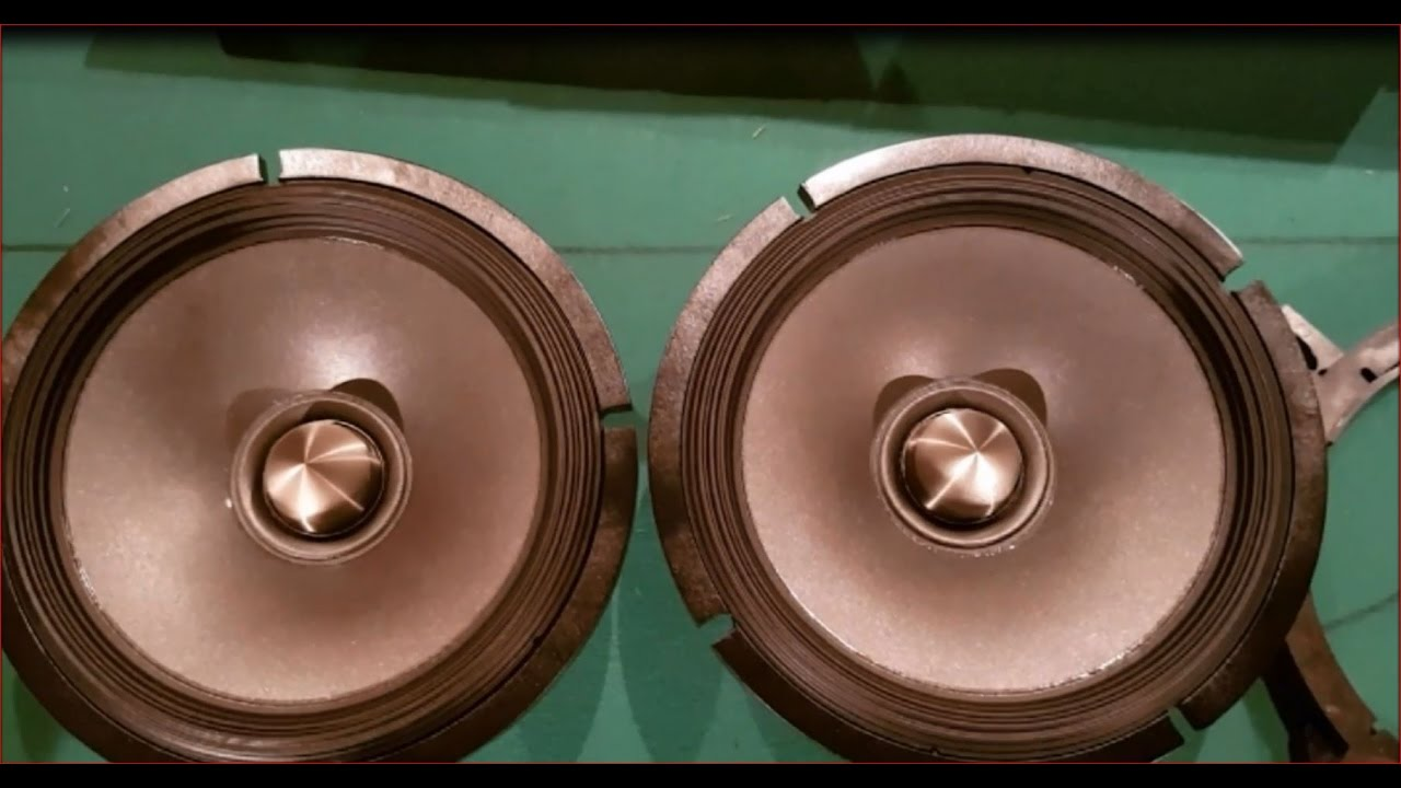Unboxing Alpine Spr 60 Component Speakers