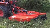 Land Pride RC4015 Series Rotary Cutter - YouTube