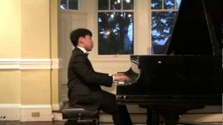 Scarlatti Sonata in E Major K. 380 by George Li (15 yr)