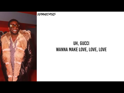 Gucci Mane - Make Love (feat. Nicki Minaj) (Lyrics)