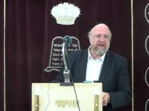 הרב ברוך רוזנבלום פרשת אמור 6 תשע״ד Rabbi Baruch Rosenblum