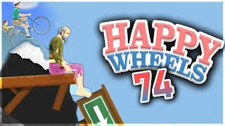 Happy Wheels z Disem! #74 - FREDDY I FNAF!