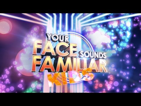 Your Face Sounds Familiar Kids Trade Trailer: Coming in 2017 on ABS-CBN!