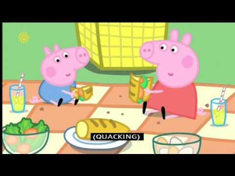 Peppa Pig (Series 3) - Camping Holiday (with Subtitles)