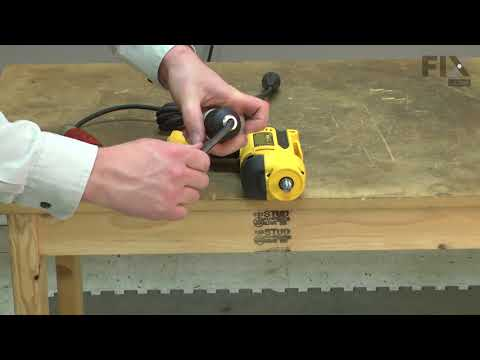 DeWalt Cordless Drill Repair – How To Replace The Keyless Chuck