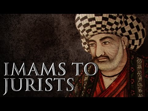 The Historical Development of Shi'ism - Imams To Jurists