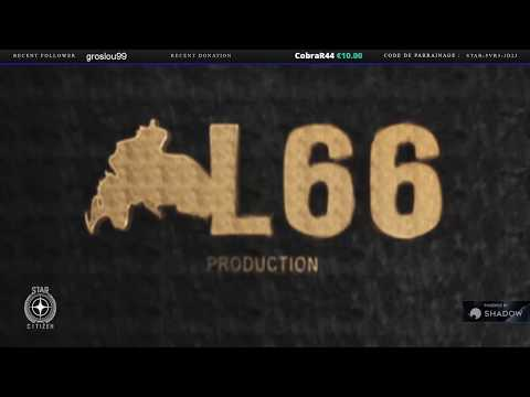 L66 ( Union Hydra ) Je joue a Starcitizen