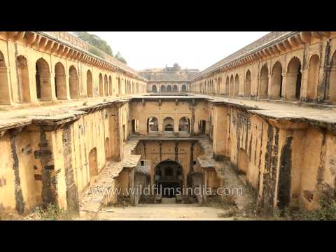 Rani Ki Baoli In Neemrana, Rajasthan