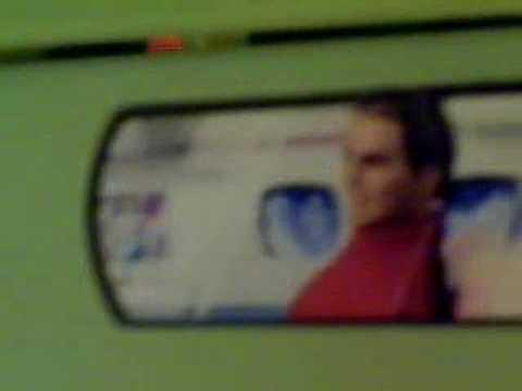 Francis sur l'autoroute