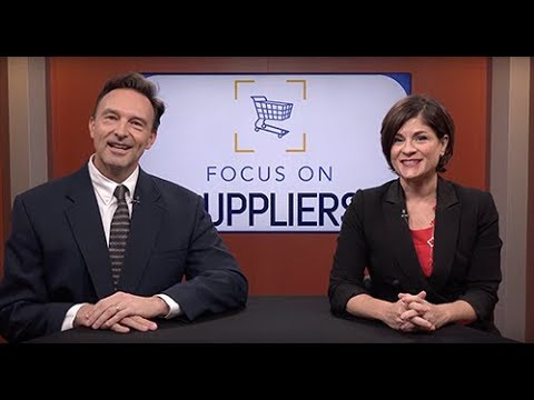 Focus On Suppliers: FOOD Special