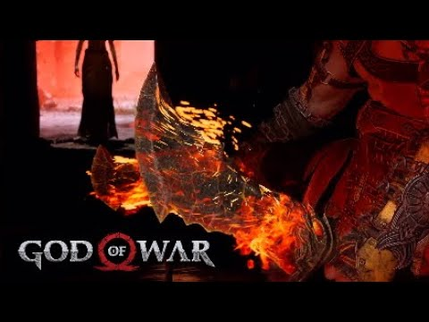 God of War Story Visiting An Old Friend Part 15