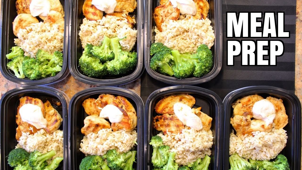 Healthy foods healthy summer meal prep recipes youtube healthy foods healthy summer meal prep recipes forumfinder Images