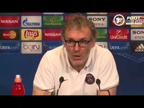 PSG: La réponse de Laurent Blanc à serge aurier avant PSG Chelsea