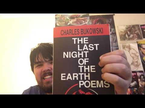 Last Night of the Earth poems by Charles Bukowski poetry review
