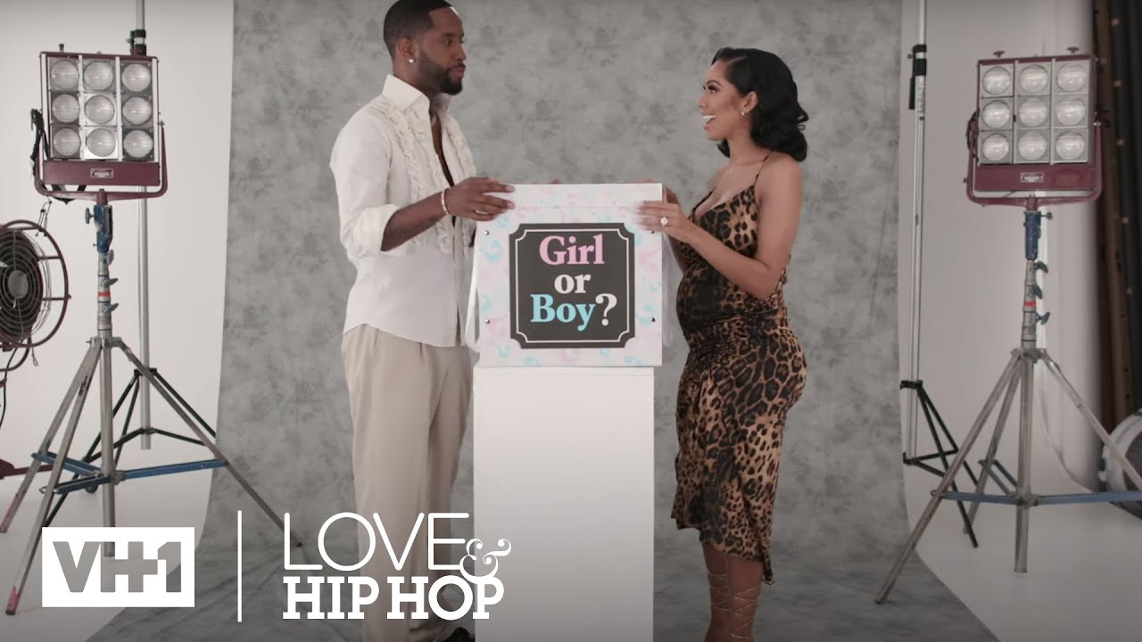 Erica Mena and Safaree from 'Love & Hip Hop' are expecting