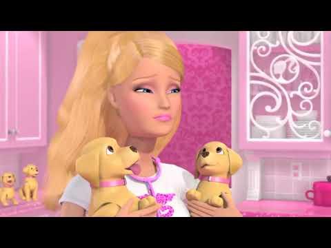 Animation Barbie Episodio 19 Mascotas al mayoreo Disney Movies Movies For Kids Animatio