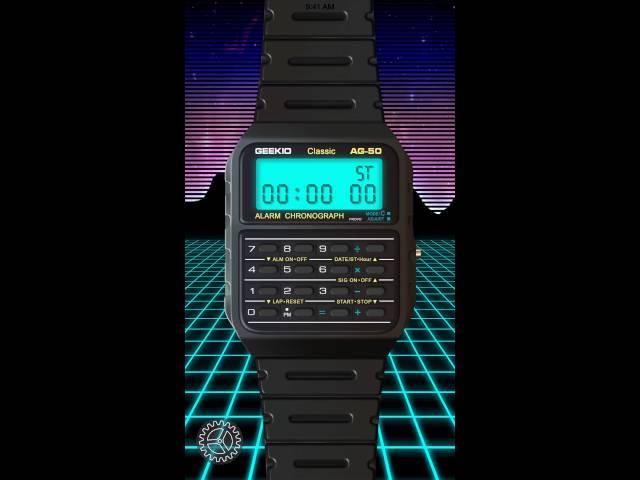 55d67dbee04b Una App Convierte el Watch en la Calculadora Reloj de Casio