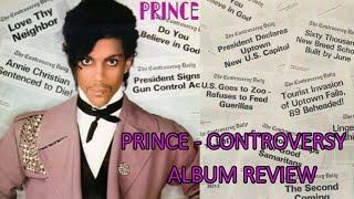'CONTROVERSY' - Prince - Album Review